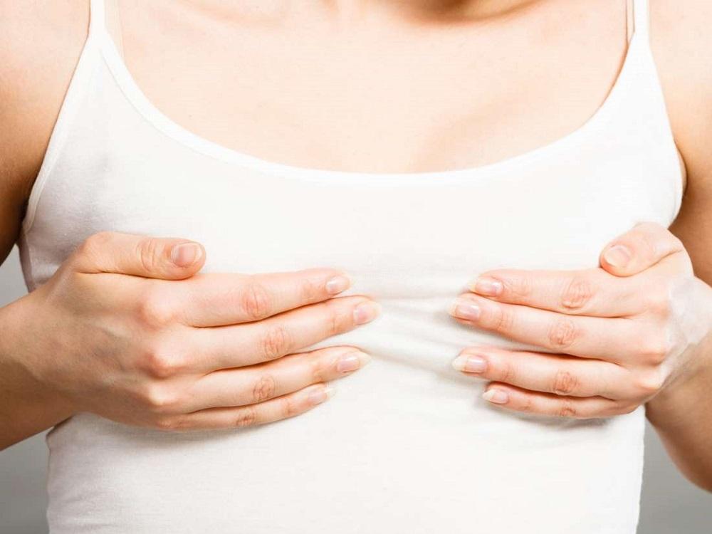 تریمی کردن افتادگی سینه