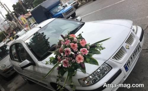 مدل ماشین عروس زیبا و جالب