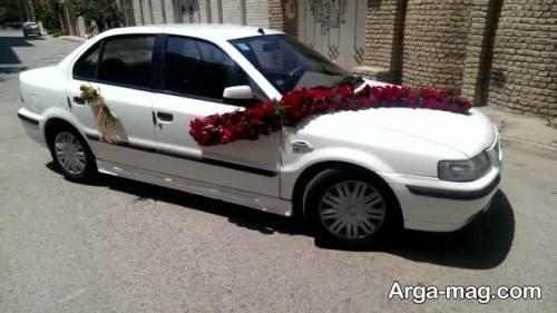 ماشین عروس سمند