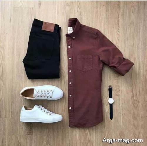 مدل ست لباس برای آقایان شیک پوش