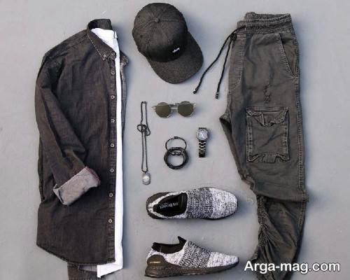 ست لباس مردانه زیبا