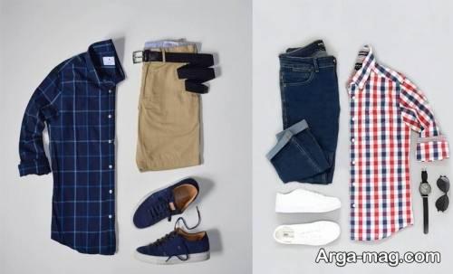 ست شیک لباس مردانه