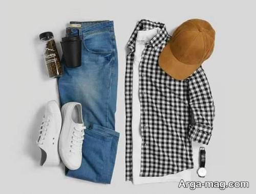 ست لباس اسپرت مردانه