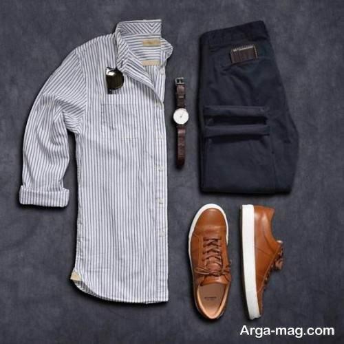 ست لباس مردانه شیک و زیبا