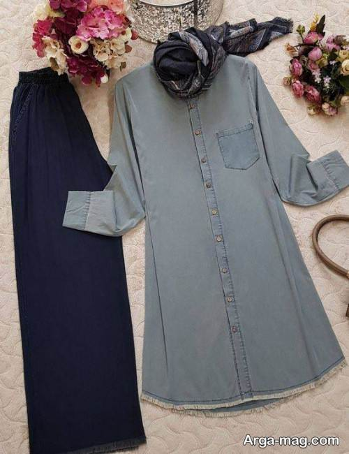 ست لباس بهاری زنانه