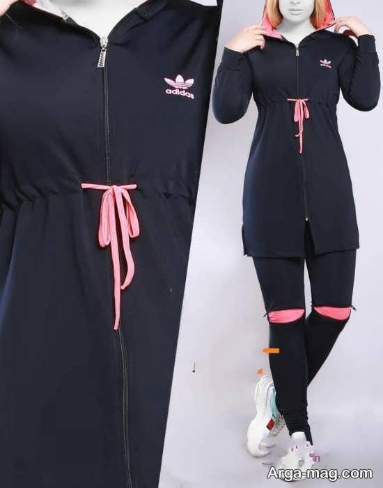 گالری ست لباس ورزشی زنانه