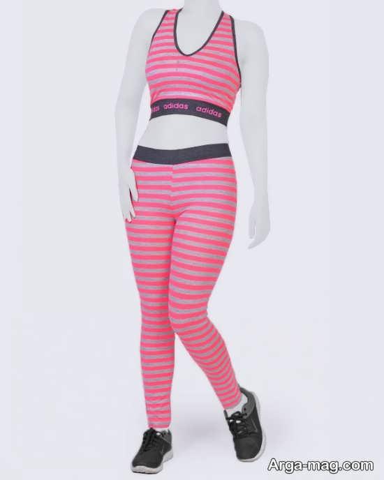 نمونه لباس ورزشی و جذاب زنانه