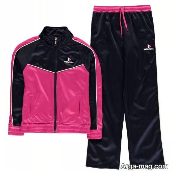 انواع مدل ست لباس ورزشی زنانه