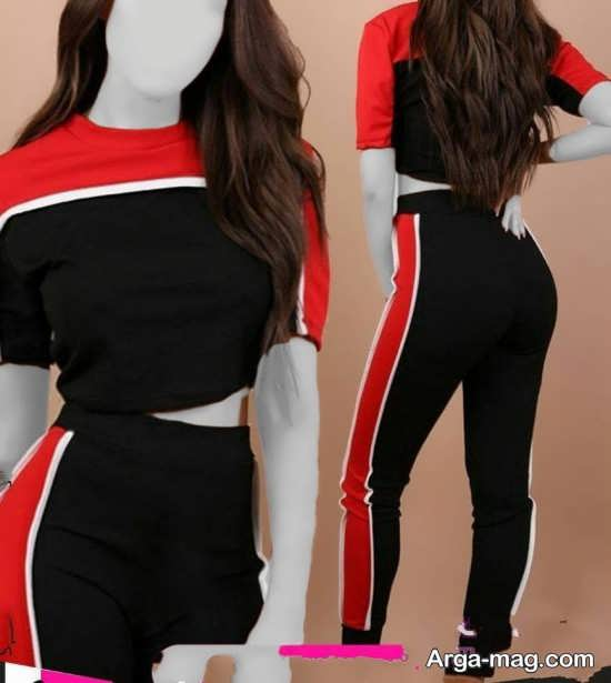 مدل لباس ورزشی زنانه
