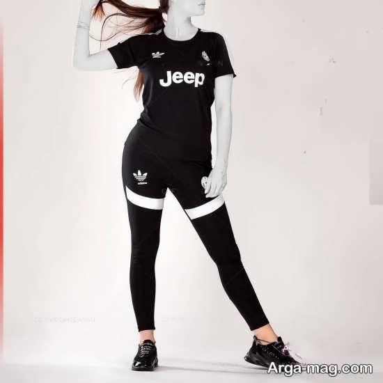 گالری متنوع ست لباس ورزشی زنانه