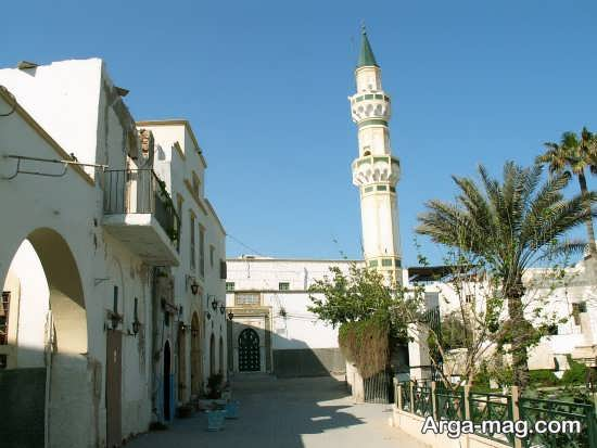 مکان های زیبا لیبی