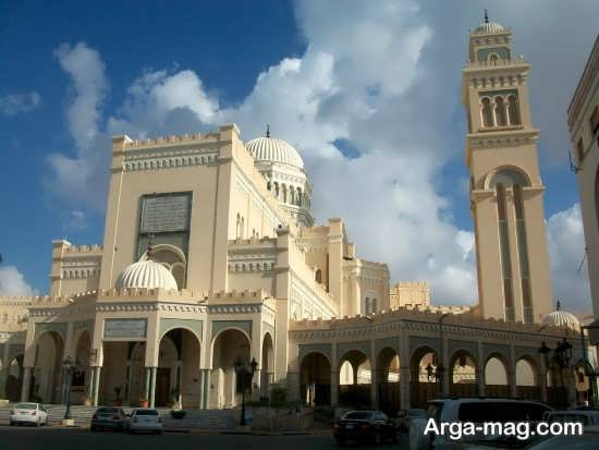 مناطق خوش آب و هوا لیبی