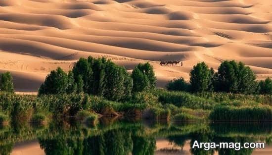کشور لیبی در قاره آفریقا