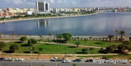بهترین مکان های دیدنی لیبی