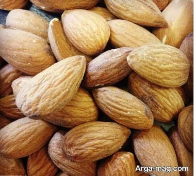 مصرف بادام برای لاغری با افزایش چربی قهوه ای