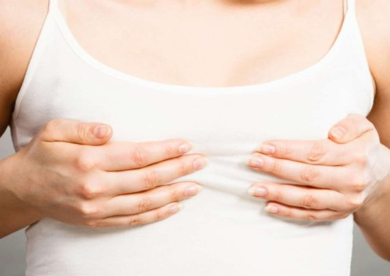 علل کوچکی سینه ها
