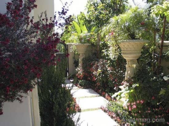 ایده هایی ناب و زیبا از طرح باغ کوچک