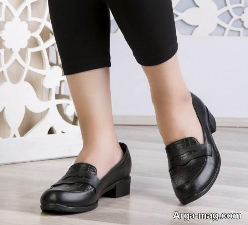 مدل کفش مشکی دخترانه