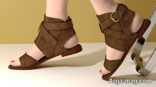مدل کفش بهاری زیبا
