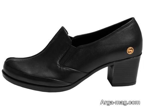 مدل کفش بهاری پاشنه پهن