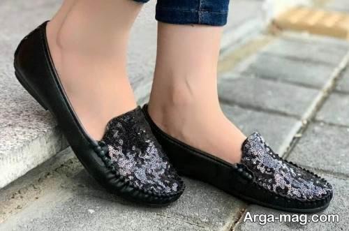 مدل کفش بهاری مخصوص دختران جوان