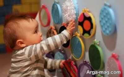 کودک را با چالش رو به رو کنید