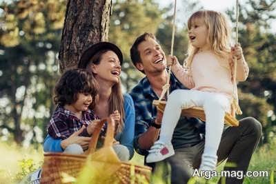با کودکان وقت بگذرانید