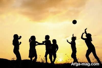 بازی های کودکانه در تقویت عزت نفس تاثیر دارد