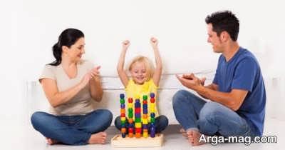 ایجا یک شبکه حمایتی در خانواده