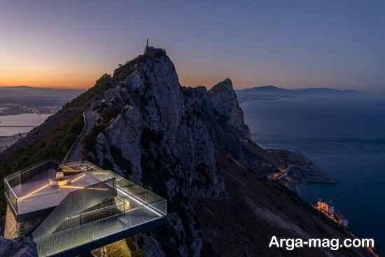مکان های دیدنی جبل الطارق