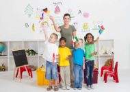 تدریس زبان به کودکان