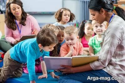 تدریس همراه با بازی