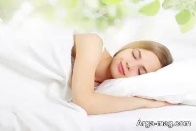 بهترین شکل خوابیدن