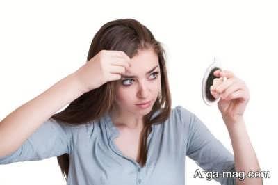 پیشگیری از ریزش مو با تغذیه