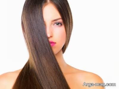 اثربخشی تغذیه بر مو
