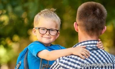 اهمیت ارتباط با فرزند