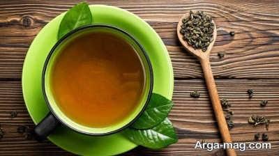 مصرف چایی سبز برای درمان سینه بزرگ مردان
