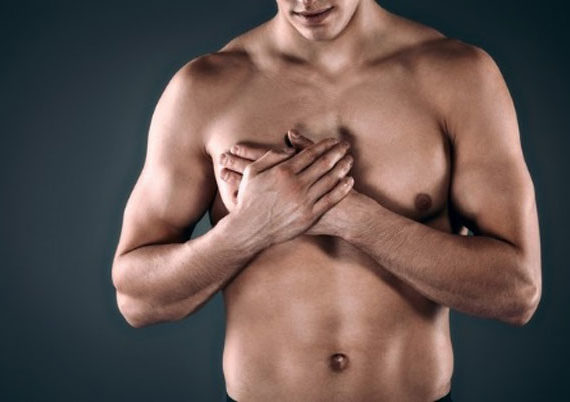 درمان سینه بزرگ مردان