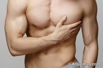 درمان سینه بزرگ مردان چگونه انجام می شود