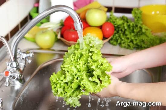 استفاده از مواد ضدعفونی کننده برای میکروب زدایی