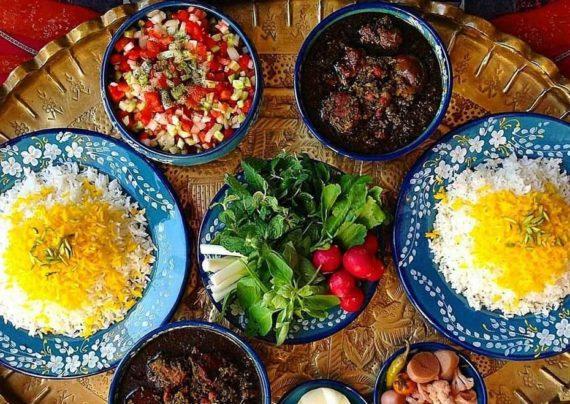 پیشنهاد آشپزی برای شام عید نوروز