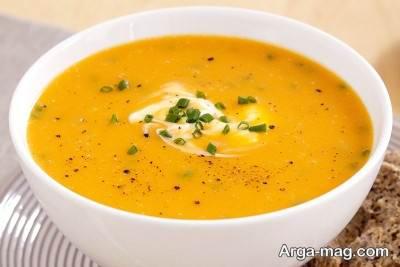 سوپ بهاری خوش طعم