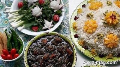 آشپزی آخر هفته ۷ فروردین ماه با منوی غذایی مخصوص فصل بهار