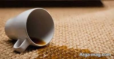 روشهای ساده تمیز کردن لکه چای