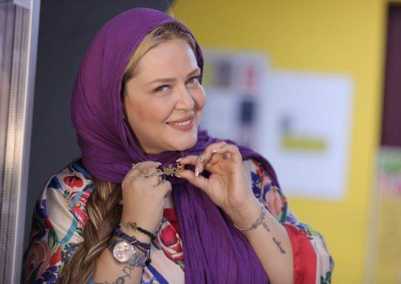 بهاره رهنما هنرپیشه محبوب و موفق کشورمان