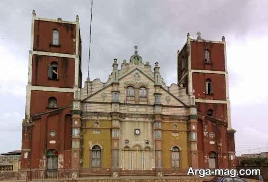 بناهای تاریخی بنین