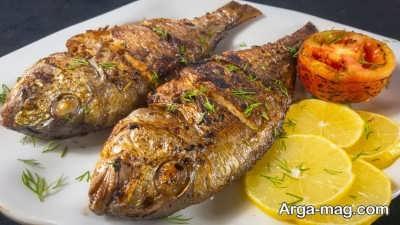 مصرف غذاهای دریایی