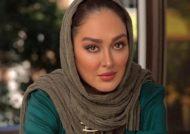 الهام حمیدی بازیگر موفق و مطرح ایرانی