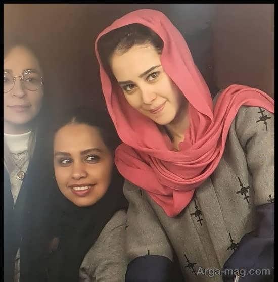 عکس های زیبای الناز حبیبی بازیگر نقش شیوا در دوپینگ