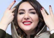 هانیه توسلی هنرپیشه مطرح و محبوب ایرانی